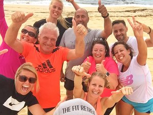8 Day Wellbeing Retreat Fitness, Hiking, Yoga, and Relaxation in Fuerteventura, Canary Islands