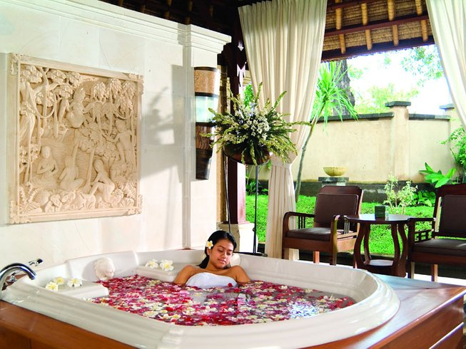 10 Days Yoga Retreat in Bali, Indonesia