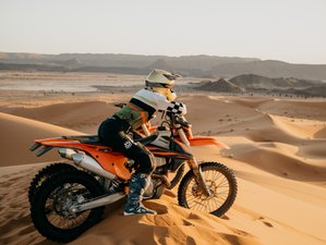 7 Day All Women Desert Guided Motorcycle Tour in Morocco