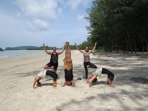6 Day Affordable Meditation and Yoga Holiday in Ao Nang, Krabi