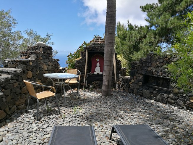 8 Tage Slow Flow Yoga Retreat auf La Palma, Spanien