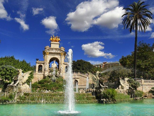 6 días de arte, arquitectura y retiro de yoga en Barcelona, España