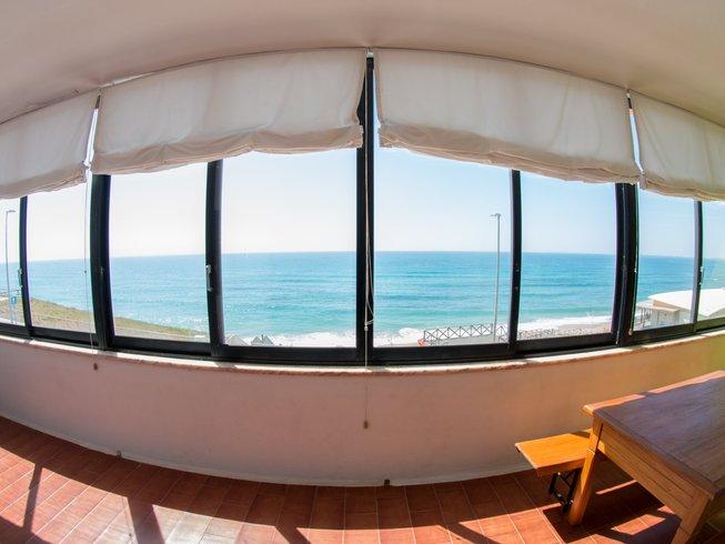 8 Days Surf Camp in Praia da Areia Branca, Lourinha, Portugal