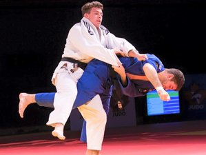 1 Week Premier Judo Camp in Canada