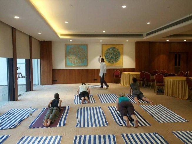 4-Daagse Tantra Liefde Meditatie en Yoga Retraite in Khajuraho, India