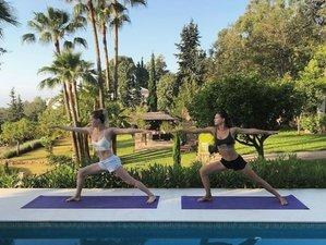 7 Day Exclusive Hiking, Yoga and Wellness Retreat in Frigiliana, Málaga