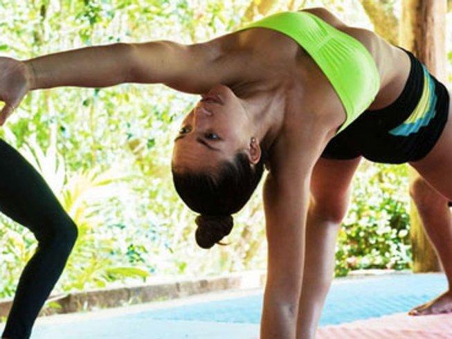 22 jours en stage de yoga et detox crudivore à Guanacaste, Costa Rica