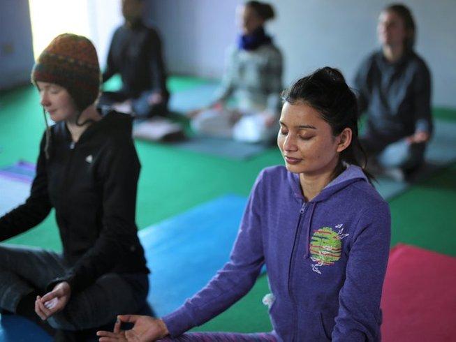 8-Daagse Ayurveda en Yoga Retraite in Kathmandu, Nepal