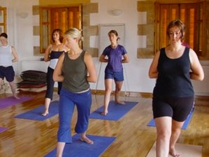 8 Days Meditation & Gentle Yoga Retreat in Peloponnese, Greece