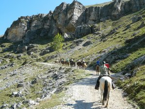 8 Day Challenging Trail Riding Holiday in Abruzzo National Park, Italy