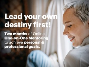2 Month Online One-on-One Mentoring Course to Achieve Personal and Professional Goals