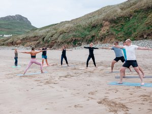 7 Day Fitness, Yoga, and Exploration Experience: an Escape to Pembrokeshire, Wales