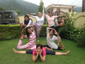 56 Days 500-Hour YTT in Rishikesh, India