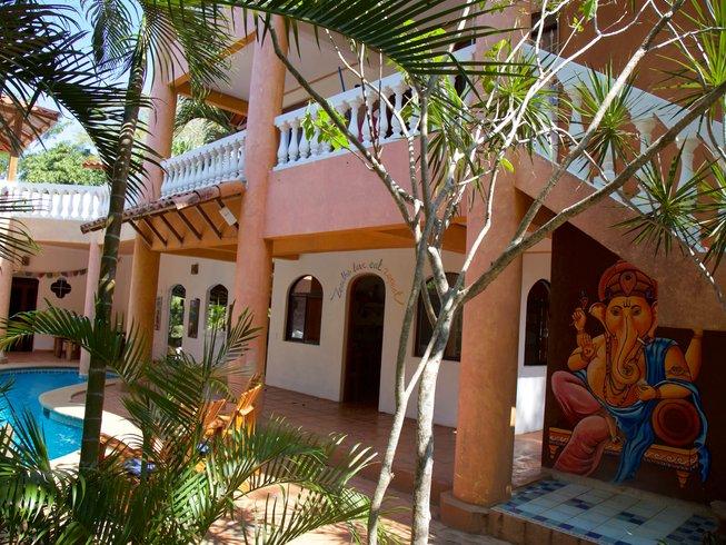 18 Days 200-Hour Therapeutic Yoga Teacher Training in Costa Rica