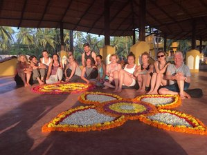 8 Days 50 Hours Yoga Teacher Training (Module 3) in Goa, India