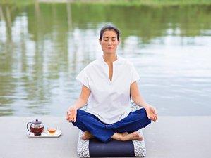 8 Days Chrysalis New Year Yoga Retreat in Thailand