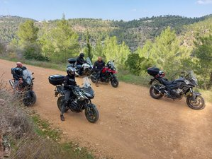 3 Days Riding in Israel Round North: A Guided Motorcycle Tour