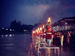 7 Day Rishikesh Spiritual Sightseeing Yoga Holiday in Rishikesh