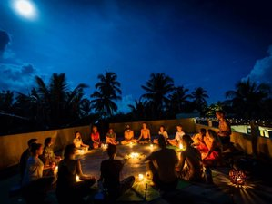 7 Day Sri Lankan New Year Yoga Retreat with Breathwork and Meditation in Weligama