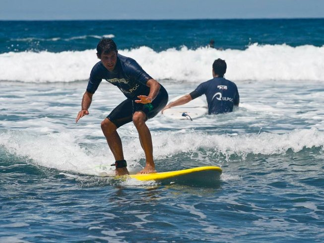 7 Days Surf Camp Pack in Gran Canaria