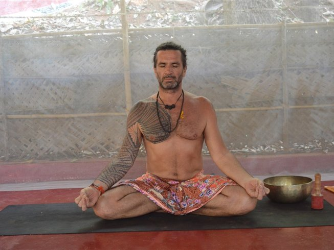 10 Days Diving, Meditation, and Yoga Retreat in Koh Phangan, Thailand