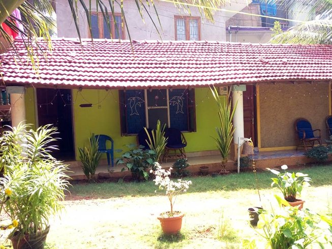 3 jours en stage de yoga et méditation à Goa, Inde