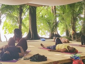 7 Day Yoga Holiday in Cabuya Beach Lodge in Cabuya, Puntarenas