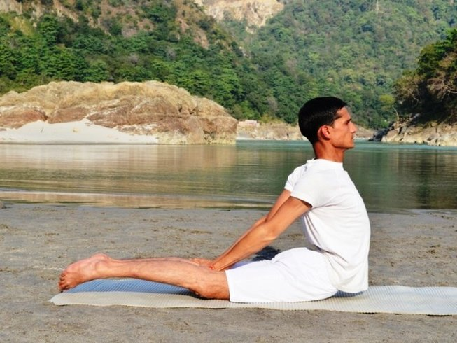 7 Days Yoga Rejuvenation Holiday in Rishikesh, India