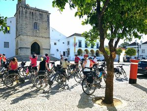 4 Days New Year Cycling Holiday in Algarve, Portugal