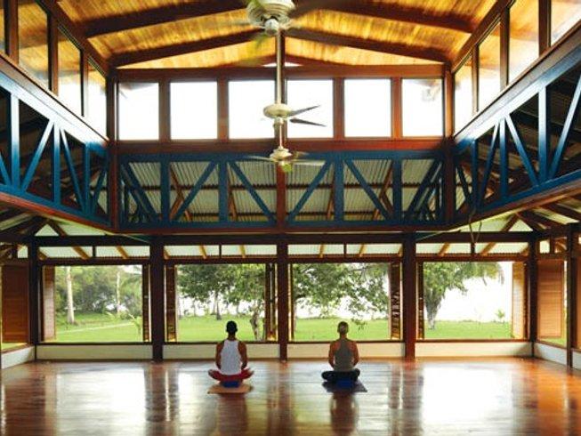 8 Days A Taste of Adventure Yoga Retreat