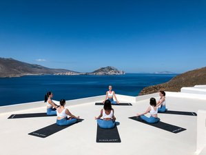 25 Day 200-Hour Hatha, Vinyasa, and Ashtanga Yoga Teacher Training in Amorgos