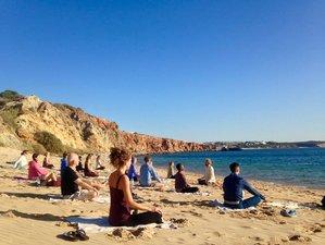 7 Days Into the Wild Yoga Retreat in Algarve, Portugal