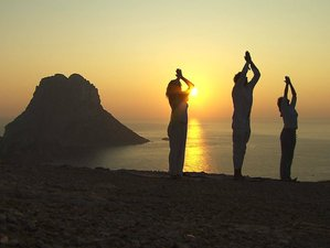 8 Days Just Breath Yoga and Meditation Retreat in Ibiza