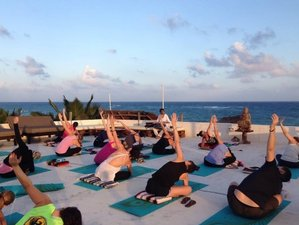 7 Days Beach Bliss Yoga Retreat in Mexico
