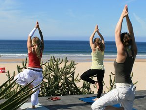 8 Days Refreshing Surf and Yoga Retreat Algarve, Portugal