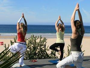 8 Day Refreshing Surf and Yoga Retreat Algarve, Portugal