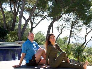 6 jours en retraite de yoga à Noël et au nouvel an à Ibiza, Espagne