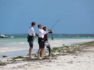 4 Days Beginner Kite Surf Camp in Zanzibar, Tanzania