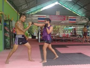 14 Day Muay Thai Training with VIP Lessons in Krabi, Ao Nang