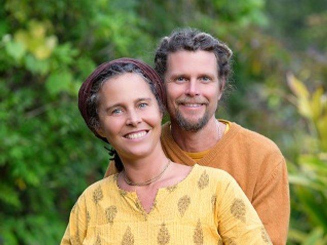 8 Tage Sanftes Heilungs-und Wellness Retreat für 1 oder 2 Personen auf La Palma in der Oase Vidyamor