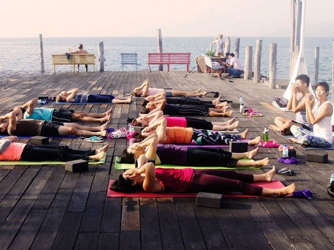 8 Days Healing Byron Bay Meditation & Yoga Retreat Australia