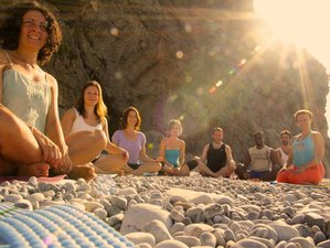 8 Days Capoeira and Hatha Yoga Retreat in Crete, Greece