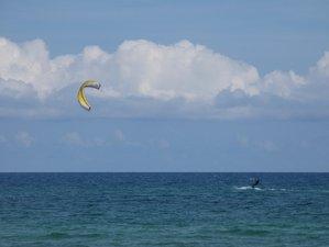 8-Daags Kitesurfamp voor Beginners in het Kristalhelder Water van Sardinië, Italië