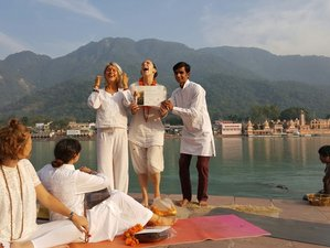 200 Hours Yoga Alliance Certified Kanga Yoga Teacher Training in Rishikesh, India