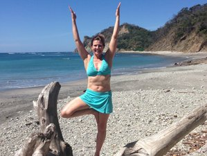 8 jours-30h de stage de yoga en immersion, Costa Rica