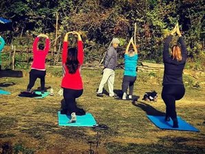 10 Day Yoga and Trekking Holiday in Nepal - A Stunning Himalayan Destination
