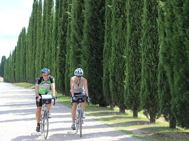 7 Days Culinary and Cycling Holidays in Italy