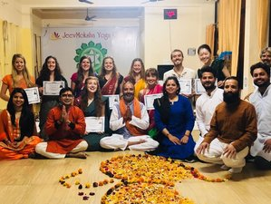 29 Days JeevMoksha Integral Yoga Teacher Training Course in Rishikesh India
