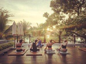 8 Day Lovely Meditation and Yoga Retreat in That Phanom, Nakhon Phanom