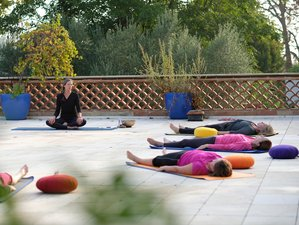 6 Tage Cuisine und Yoga Urlaub im Château von Montgaillard bei Toulouse, Gascogne